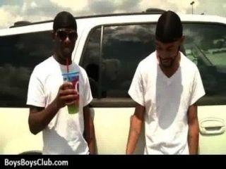 Musculosos negros homosexuales masculinos humillados twinks hardcore 04
