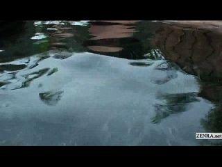 subtitulado sin censura pov japanese bathhouse blowjob