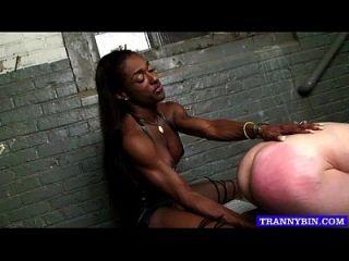 tranny dominante usa esclavo sumiso