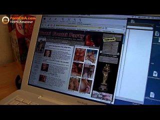 verdadero aficionado porno trio