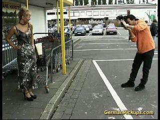camioneta alemana para el sexo anal