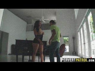 espiando a un tipo golpeando a su chica, miss raquel.1