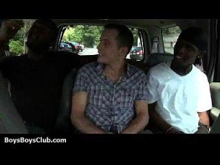 musculoso negro gay chicos humillar blanco twinks hardcore 27