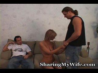 trío salvaje con esposa, esposo y chico nuevo