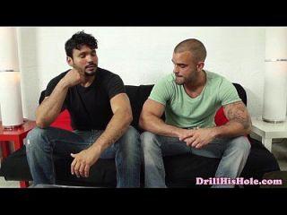 musculosos gaysex hunks disparar sus cargas