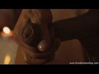 masaje erótico del pene