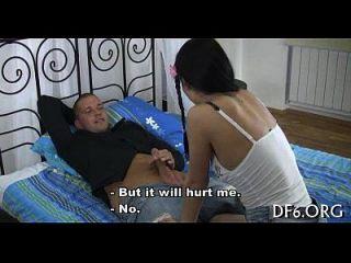 1ra vez para el porno verdadero