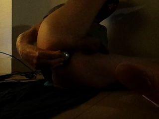 bolas de acero hasta mi culo