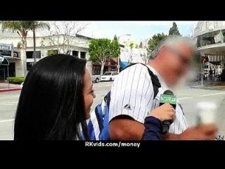 aficionado tiene sexo por un poco de dinero rápido 19