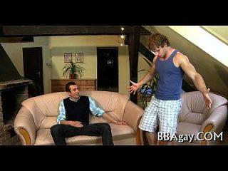 domar a un pito homosexual sexualmente excitado