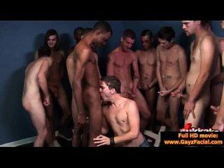 bukkake gay chicos desagradable peludos cumshot partidos 19