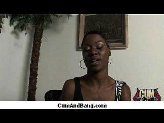 negro chica chupa muchas pollas blancas en el grupo campesino 9