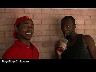 musculosos negros follan gay blancos twink chicos 29