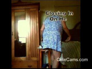 pasar la mañana con ella en la cámara oculta