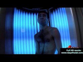 bukkake chicos chicos gay se cubren en cargas de cum caliente 29
