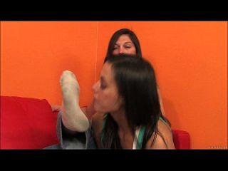 adoración de calcetines