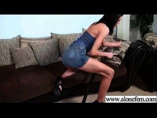 solo freak girl usan cosas para masturbarse video 06