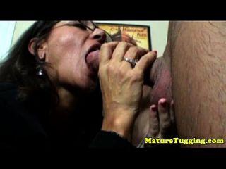 tugjob amoroso spex putas estropeando dick