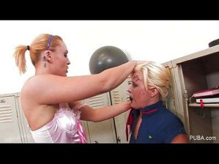 caliente lesbianas joder