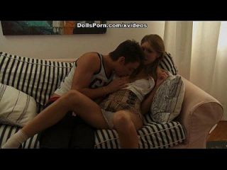 rubia en el sexo anal caliente escena video 2
