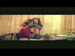 reshma con su novio