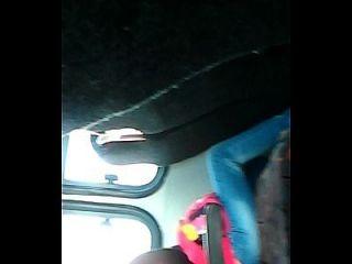 flash dick en el autobús