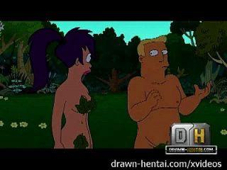 Volleyball futurama naked