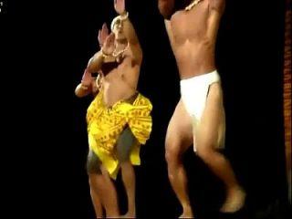 bailarina desnuda