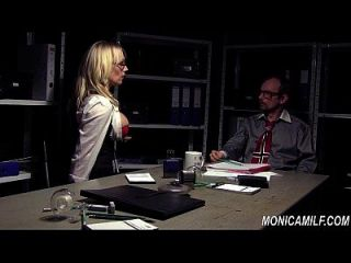 monicamilf fucking 4 wellfare norsk porno parodia