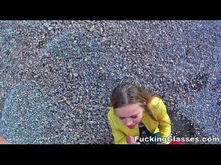 fucking glasses fucked youporn en una xvideos construcción tube8 site porn teen