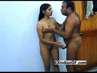 indio pareja hecho en casa