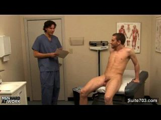 doctor travieso mierda su paciente