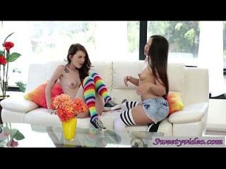 lesbianas adolescentes misha cruz y lola foxx orgasmo juntos
