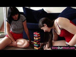 chicas fuera oeste lesbianas amateur pálido dar rimjobs impresionante