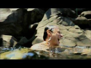 paolla oliveira nadando pelada en felizes para siempre
