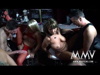 mmv películas amateur swinger fiesta en el pub