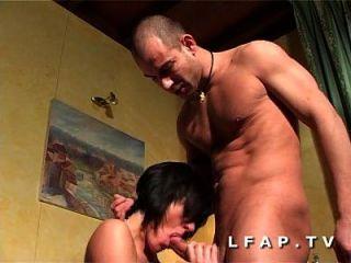 madura francaise aux gros seins grave defoncee adore le sperme caliente en bouche