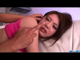 yurika momo disfruta de sexo después de la mamada salvaje