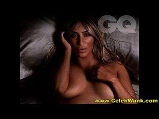 kim kardashian la mejor colección de desnudos