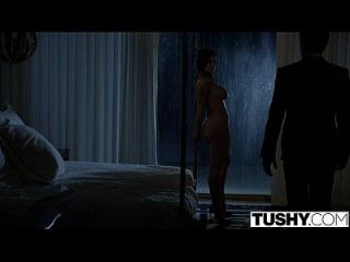 tushy kendra lujuria primero anal!