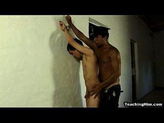 twink stud conseguir follada duro anally por un policía