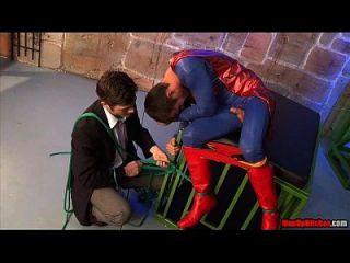 superman celebró cautivo vista previa