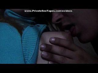 pareja de adolescentes porno que trae ambos amantes al orgasmo