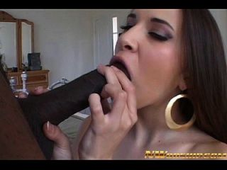 hot latina girl interracial porno big black dick