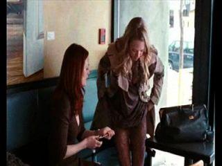 amanda seyfried y julianne moore escena lesbiana en chloe (1080p)
