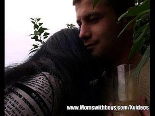 jardinero jardinero mierda con morena madura