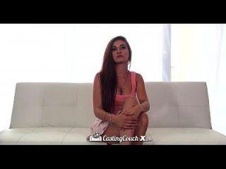 castingcouch x hot exótico michelle taylor tiene su primera audición