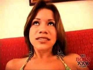 cindy cortéz chica de la polar graba vídeo porno a espaldas de su novio