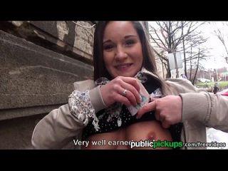 mofos euro teen se recoge y jodido