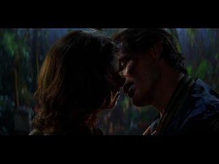 johanna marlowe desnuda / escena de sexo de la mala luna (1996) hombre lobo película de terror hd